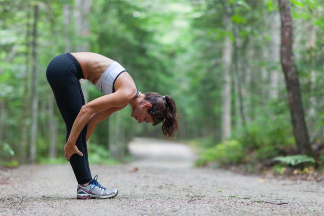 Los peligros de realizar ejercicios relacionados con el core.