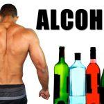 Efectos perjudiciales del alcohol con el ejercicio