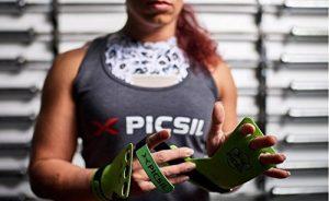 CallerasPicSil AZOR Grips 3H para evitar heridas en las manos.