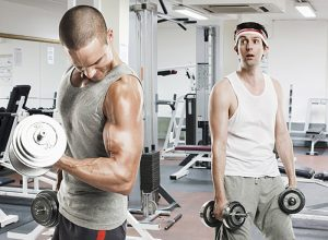 Trucos para motivarte en el gimnasio.