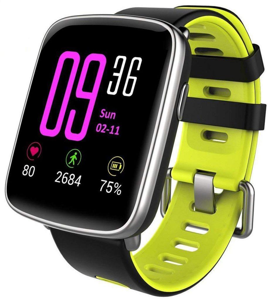Willful Smartwatch multifunción para hacer deporte.