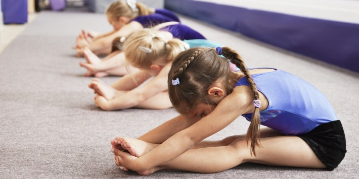 Recomendaciones de ejercicio para niños y adolescentes.
