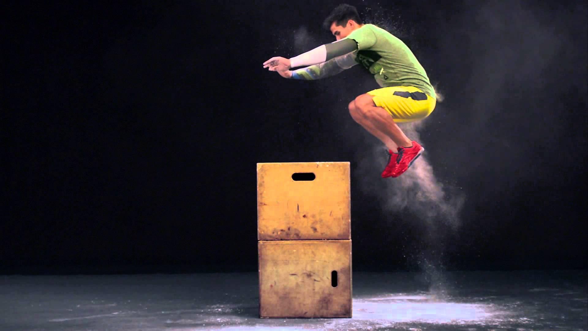 Cómo ganar potencia · Entrenamiento en gimnasio